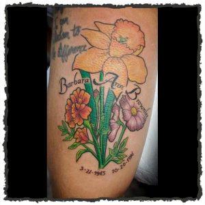 Tattoo by Angelia
